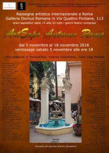 ArtExpo Autumn Rome